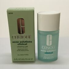 CLINIQUE ❤ Acne Solutions Clinical Clearing Gel  0.5 oz/15 ml FAST FREE SHIPPING