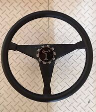 DETOMASO PANTERA 71-74 PARTS:  ORIGINAL STEERING WHEEL