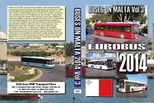 2977. Malta. Buses. November 2014. The third of our bus films on Remembrance Sun