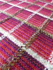 Lovely Vintage Linton Tweed Pure New Wool Fabric- 150 cm x 270 cm
