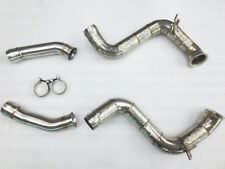 Mercedes C63 AMG Turbo Downpipes Catless W205 S205 C205 C Class C63 S