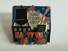 Harley Davidson Pin H.O.G.Happy New Year 2001 Neu Chopper Biker Kutte MC