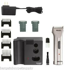 Wahl ARCO SE Professional Cordless Dog Cat Pet Clipper Trimmer 8786-452