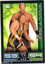 Slam Attax Tac Team - JESSE & FESTUS (A3788)
