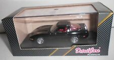 1993 Corvette Coupe Black With Red int. by Detail cars Item # 216 1/43 scale