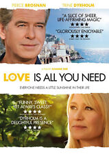 LOVE IS ALL YOU NEED - DVD - REGION 2 UK