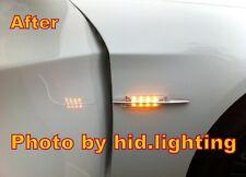 BMW M LED Clear Side Marker Lights Turn Signals E81 E88 E60 E61 E90 E91 E92 E93