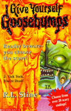 Tick, Tock, You're Dead! (Give Yourself Goosebumps), By Stine, R. L.,in Used but