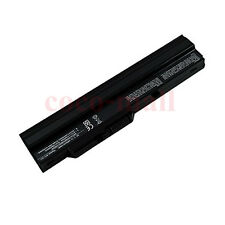 6Cell BTY-S11 Battery For MSI Wind U90 U90X U100 U100X U120 U123 U130  BTY-S12