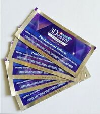 CREST 3D WHITE WHITESTRIPS LUXE PROFESSIONAL EFFECTS TEETH WHITENING 10 STRIPS