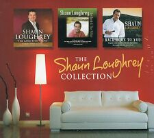 SHAUN LOUGHREY THE COLLECTION 3 CD SET - NEW RELEASE 2013 Irish Country Music