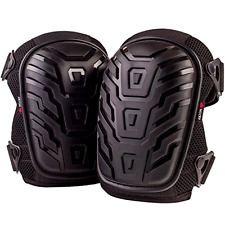 Professional GEL Pair Knee Pads Construction  Comfort Leg Protectors Work Safety