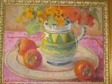 EXCEPTIONAL MEREDITH BROOKS ABBOTT Signed Original Oil - LISTED