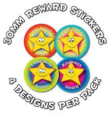144 x 30mm 'Kindness & helpful' award Stickers - Schools,Teachers, Children
