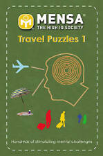 Mensa Holiday Puzzles 1 (Puzzle Book) Mensa Very Good Book