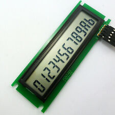 with Arduino example! 12Digit 7Seg SPI LCD LED for UNO MEGA2560 AVR PIC ARM CPLD
