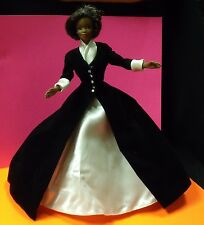 African American Barbie Doll 1997 Romantic Interlude by Ann Driskill  10 and Up