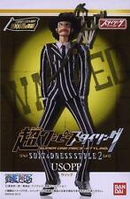 One Piece Anime Super Styling Suit & Dress Style 2 Figure Usopp