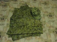 Russian digital camo FSB Border Guard summer suit jacket and pants set BDU Used