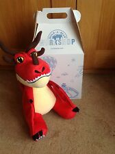 BNIB Build A Bear How to Train your Dragon Hookfang , box and certificate
