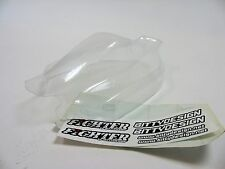 242000033 BittyDesign Fighter Buggy Clear Body Shell w Stickers 1:8 for Xray 808