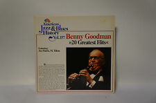 Benny Goodman, 20 Greatest Hits, Americ. Jazz & Blues History Vol. 157 Vinyl(11)
