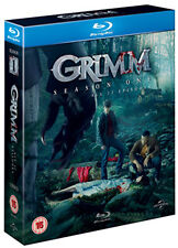GRIMM - SERIES 1 - BLU-RAY - REGION B UK