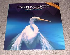 Faith No More - Angel Dust (Orig.1st Pressing 1992, 2 LP, UK Only, Near Mint)