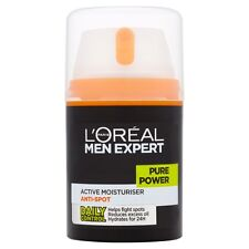 L'Oréal Men Expert Pure Power Active Moisturiser 50ml