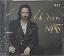 CD - Marco Antonio Solis NEW 40 Anos Mas Includes 2 CD's Fast Shipping !