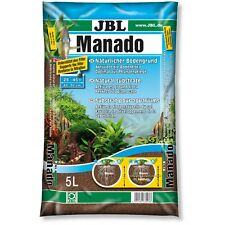 JBL Manado 10 L - Natur Bodengrund Aquarium Kies