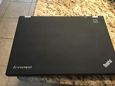 IBM Lenovo T420 i5 8gb Memory 256gb SSD Hard Drive  Comes with Battery Clean!!!!