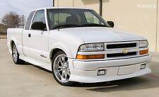 Vicrez Chevrolet S-10 / Blazer / GMC Somona 1994-2004 EX Polyurethane Front Lip