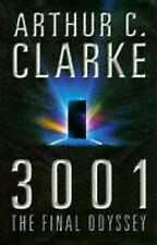 """3001: The Final Odyssey"" by Arthur C. Clarke (Hardback, 1997)"