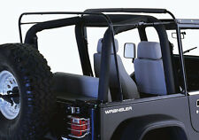 Rampage Replacement Soft Top Hardware 87-95 Jeep Wrangler YJ 69999 Black