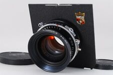 Exc+++++ Schneider Symmar S 150mm f5.6 MC Large Format Lens From Japan a483