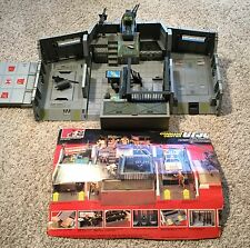 VTG GI Joe Headquarters Command Center Base Playset 1983 ** incomplete 28 Pieces