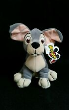 Disney Scamp Dog Plush From Lady And The Tramp Mouseketoys Stuffed Bean Bag Toy