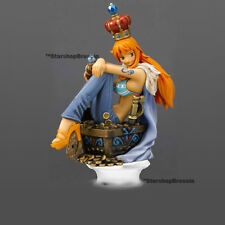 ONE PIECE - Chess Collection Vol.1 - Queen White - Nami Megahouse