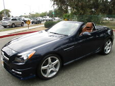 2015 Mercedes-Benz SLK-Class Base Convertible 2-Door