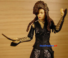 HARRY POTTER rare Bellatrix Lestrange action figure loose neuf!
