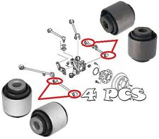 x4 Rear Trailing Control Rod Arm Lateral Link Wishbone Bush Bushing Honda Accord