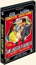 SANS LAISSER D'ADRESSE  DVD RENE CHATEAU VIDEO