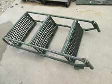 """46"""" Steel Ladder, NOS, for Shelter or Commo Trailer/Truck, Military Truck Part"""