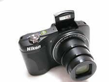 :) NIKON COOLPIX L610 16.0MP Digital Camera 14X OPTICAL WIDE FullHD VIDEO