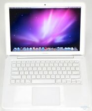 "Apple 2010 White MacBook Unibody 13"" 2.4GHz C2D 250GB 2GB MC516LL/A (D Grade)"