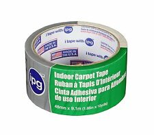 Intertape Polymer Group 9971 Double-Sided Vinyl Indoor Carpet Tape, Natural *