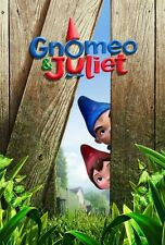 POSTER GNOMEO E GIULIETTA GNOMEO AND JULIET #2