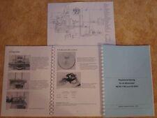 Reparaturanleitung MZ ES 175/2 ES 250/2 mit Schaltplan A4 Reparaturhandbuch NEU