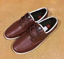 DVS Landmark Size 13 Brick Leather BMX DC Skate Deck Boat Shoes Sneakers